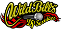 Wild Bill's DJ Services Mobile Logo